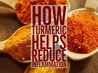 turmeric reduce inflammation