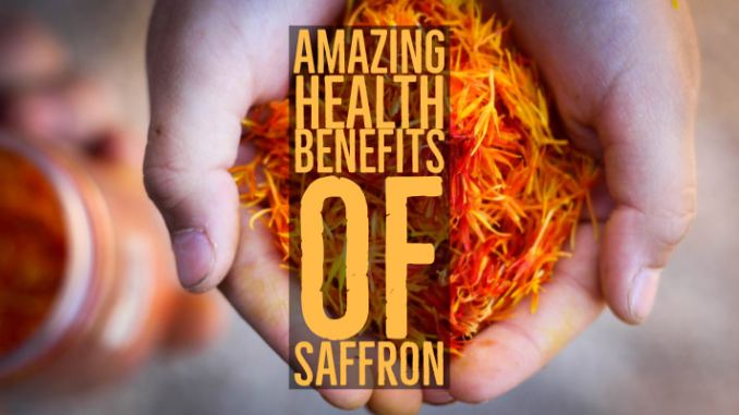 Amazing Health Benefits of Saffron