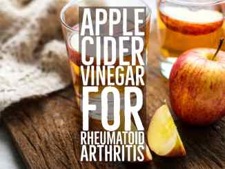 apple cider vinegar rheumatoid arthritis