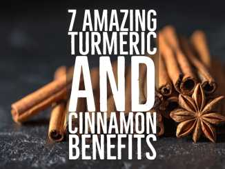 turmeric and cinnamon