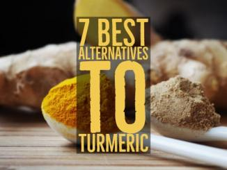 alternatives to turmeric