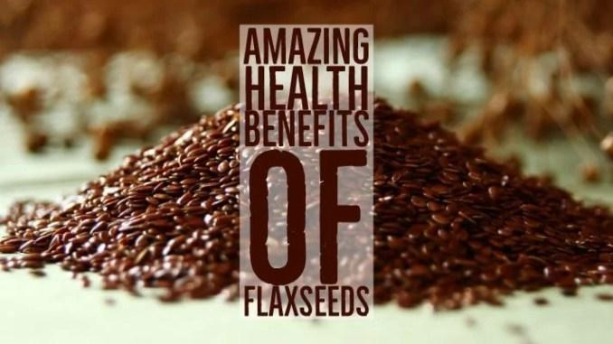 Amazing Health Benefits Of Flaxseeds