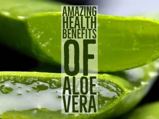 Amazing Health Benefits Aloe Vera