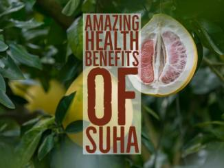 Amazing Health Benefits Suha