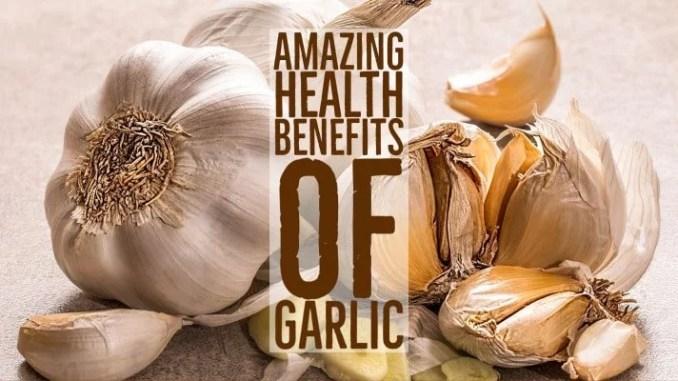 Amazing Health Benefits Garlic