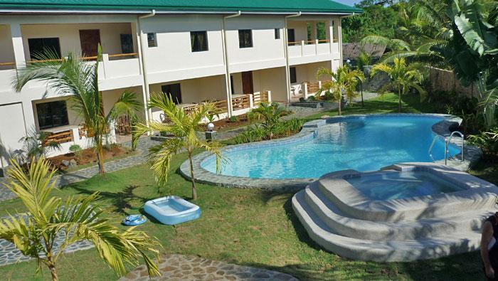Alona beach resort swiss resort panglao island bohol