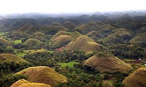 Chocolate hills tours bohol philippines