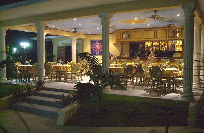 Sunside alona beach cocktail bar and restaurant3