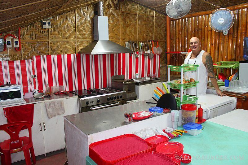 Alona burger kitchen