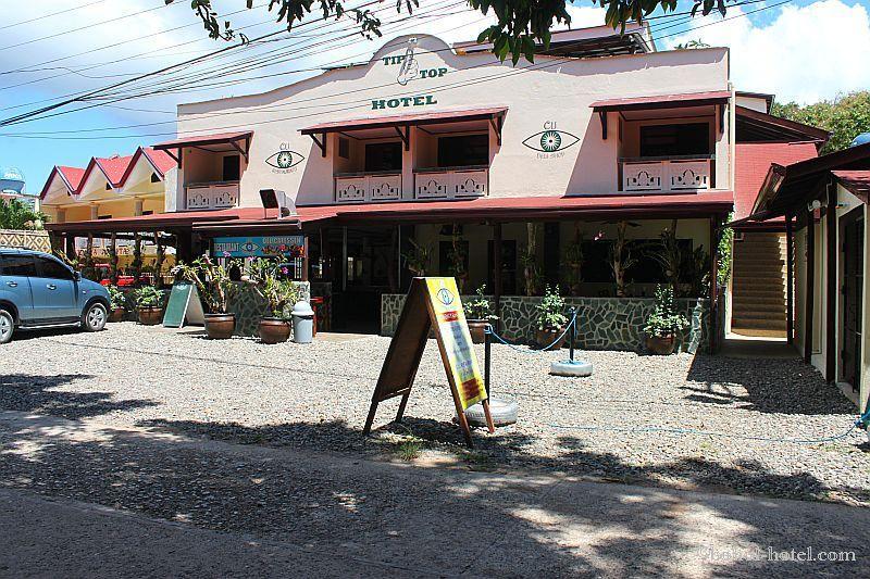 Tip top hotel/resort in panglao island, bohol, philippines