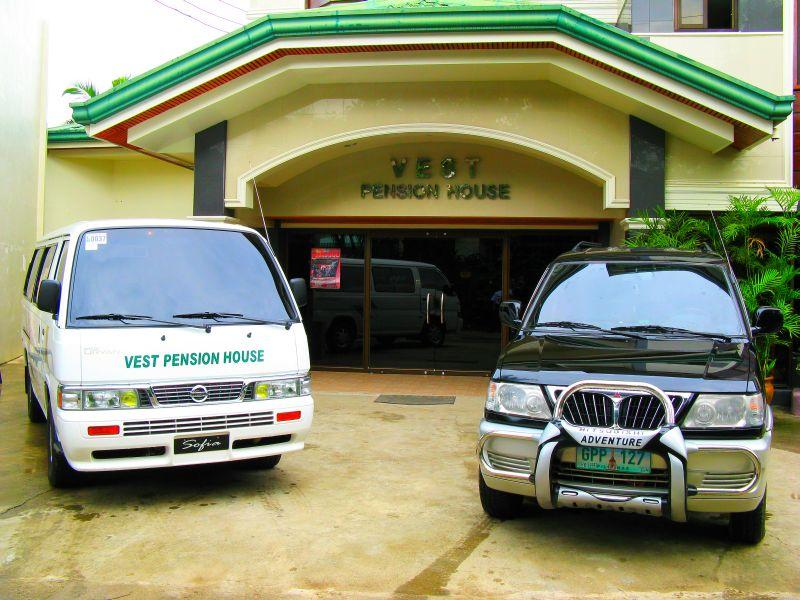 Vest pension house tagbilaran city