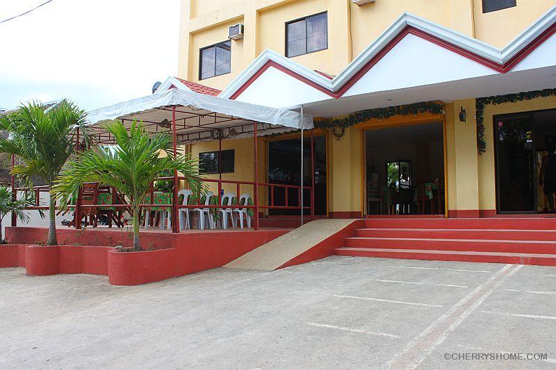 Cherrys @ home too inland resort panglao island, bohol
