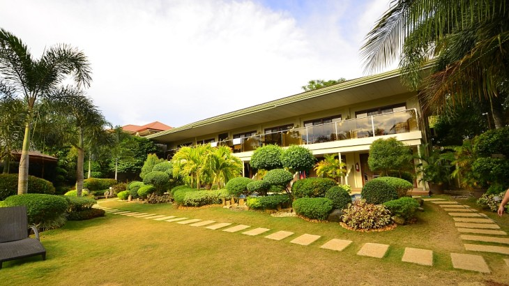 Alona golden palm hotel and resort panglao bohol philippines great discounts 001