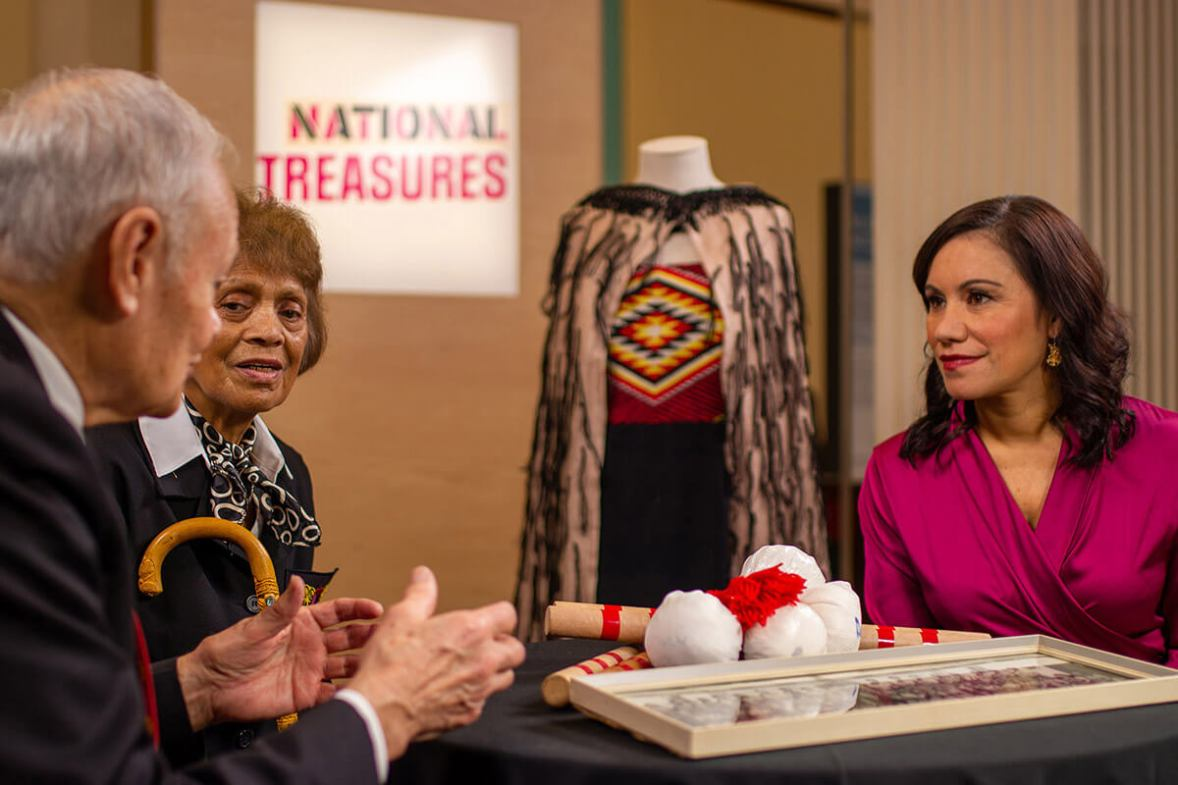 National Treasures: TVNZ's show about our past offers a vision for the future