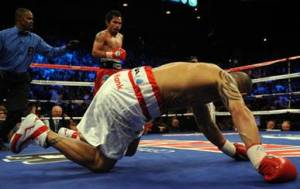 Pacquiao Sung - Cotto Danced