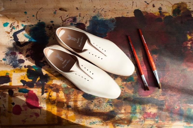 malowanie i patynowanie obuwia1