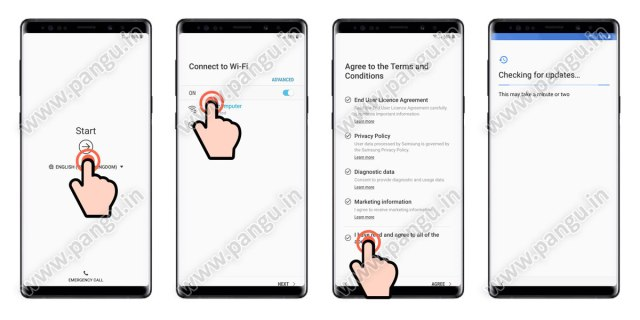 Fast Way to Remove FRP Lock Samsung S9+, S9 Plus G960F, G965F - Pangu in