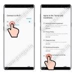 bypass FRP Samsung Galaxy S9 plus