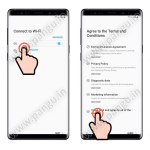 Step By Step Bypass FRP Samsung Galaxy Note 8 N950F N950N