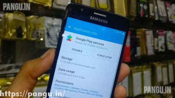 Pangu FRP unlocker for Android Nougat 7 0, 7 1 2 - Pangu in