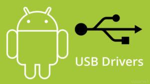 Universal USB driver for windows