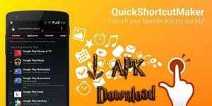 Download Quick Shortcut Maker v.2.4.0 apk