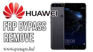 Huawei Honor Bypass Google Account Verification FRP lock