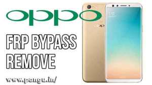 Oppo Bypass Google Account Verification FRP lock