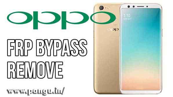 Oppo Bypass Google Account Verification FRP lock - Pangu in
