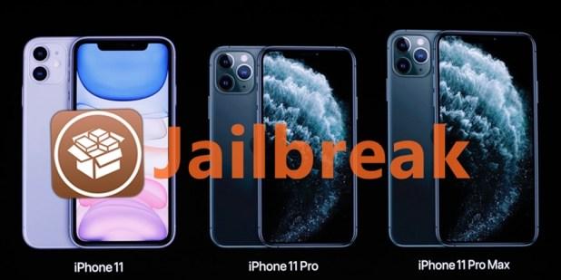 Jailbreak iPhone 11, 11 Pro, 11 Pro Max (A13 Jailbreak)