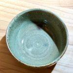 No.27 ボウル ミドリ … ¥2,000(税込 … ¥2,200) (大きさ:φ116mm 高さ58mm)(素材:陶土)
