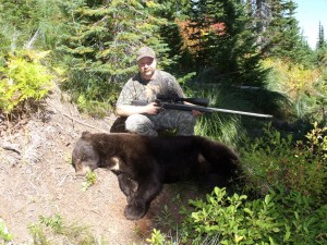 Sam Millard 2009 Idaho Black Bear