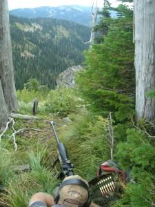 Long Range Practice in the Selkirks of Idaho