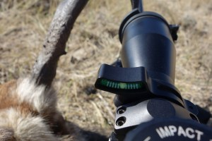 Accuracy 1st scope level on a Wyoming antelope hunt