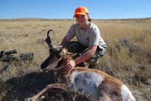 Panhandle Precision 2015 Wyoming Antelope