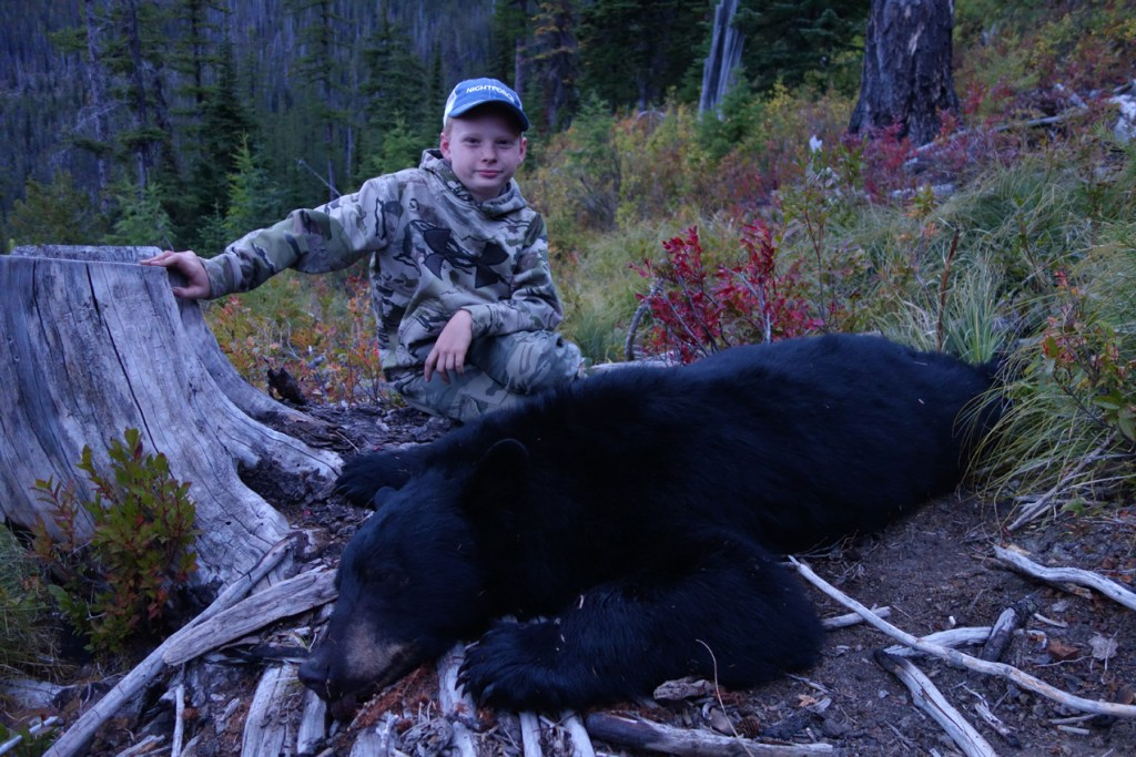 Jake Millard 2016 Idaho Bear