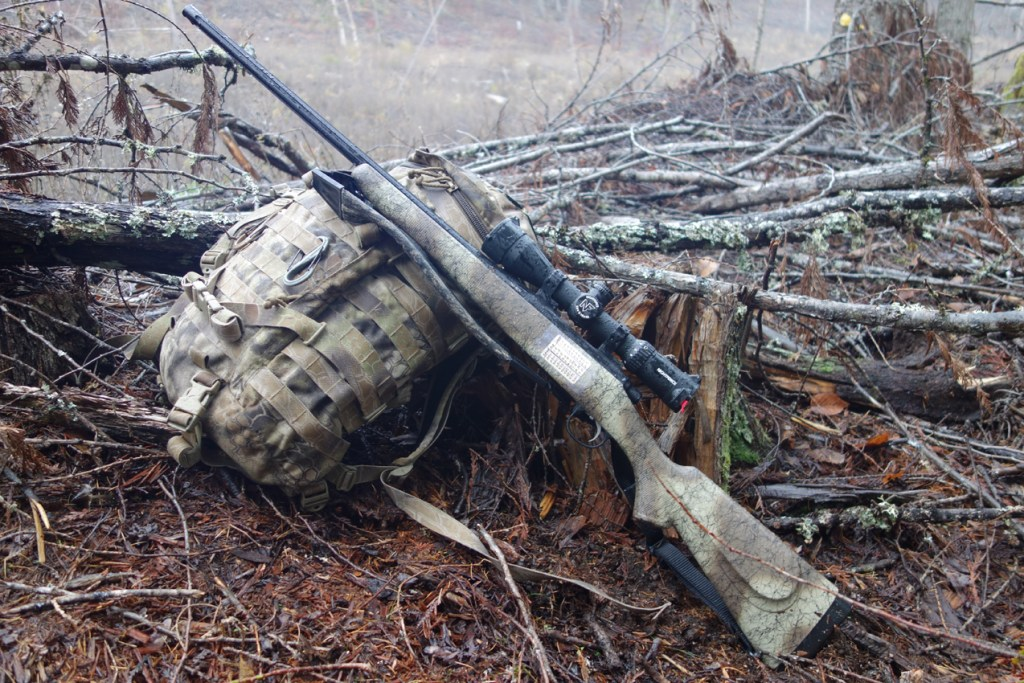 Defensive Edge Sheep Hunter with Nightforce SHV 3-10x42