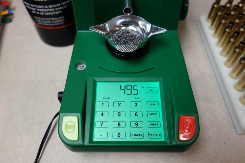RCBS Chargemaster Lite Display
