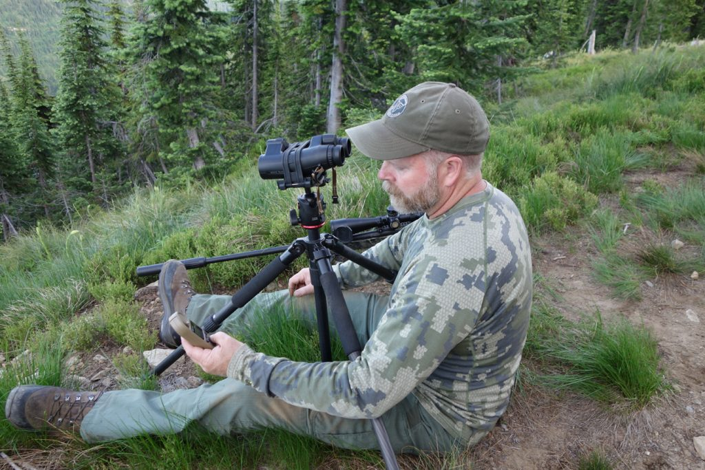 Comparing Leica Geovid to Kestrel Elite