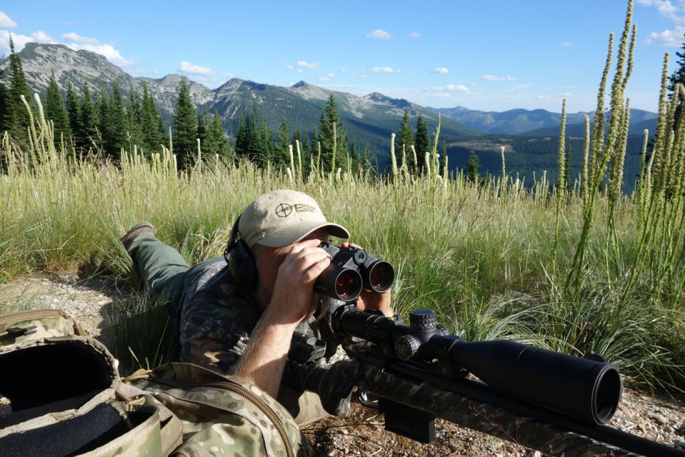 Leica Geovid Ballistic Function Testing