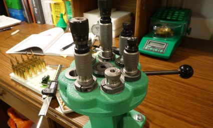 Reloading Redding T-7 Turret Press