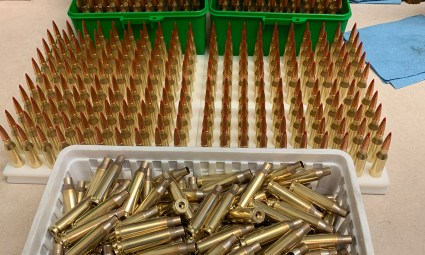 Top 20 Reloading Questions