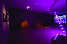 I Saw Three Cities, 2011. Dorsch Gallery (installation view 1)