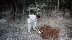 Still from Inhumation, 2012
