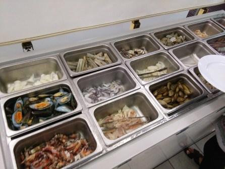 -seafood galore