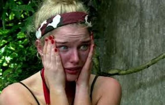 Helen Flanagan panic attacks