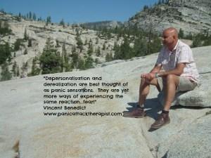 depersonalisation or derealisation