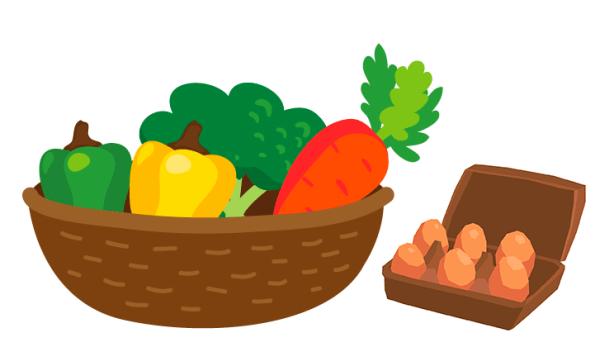 Commander nos légumes et oeufs - paniers bio Cagnes