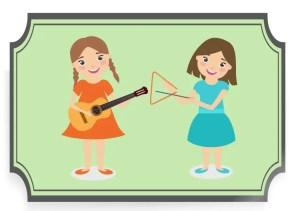 zajęcia muzyczne