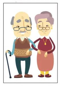 babcia-z-dziadkiem